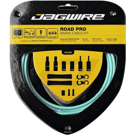 Jagwire Road Pro Brake Cable Kit bianchi celeste